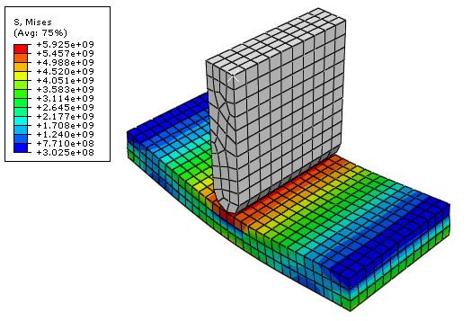 48_abaqus_contact_mises